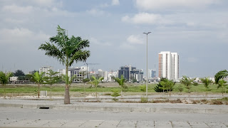 No poor people are allowed to live in Eko Atlantic City