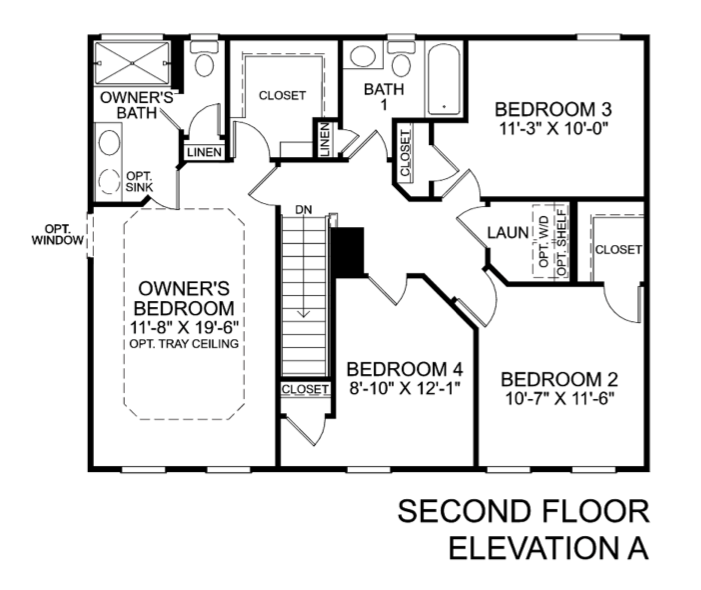 Our Sweet Sewickley: Floor plan & Upgrades