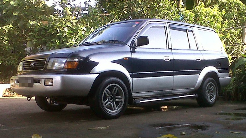 Toyota kijang th 94 | Mitula Mobil