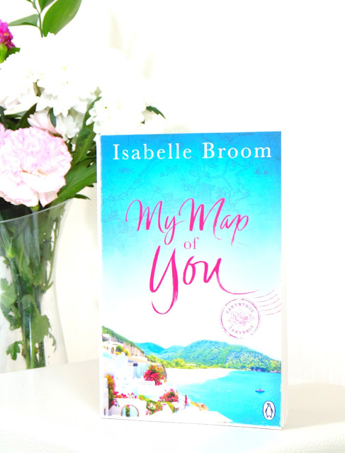 Book Review: My Map Of You
