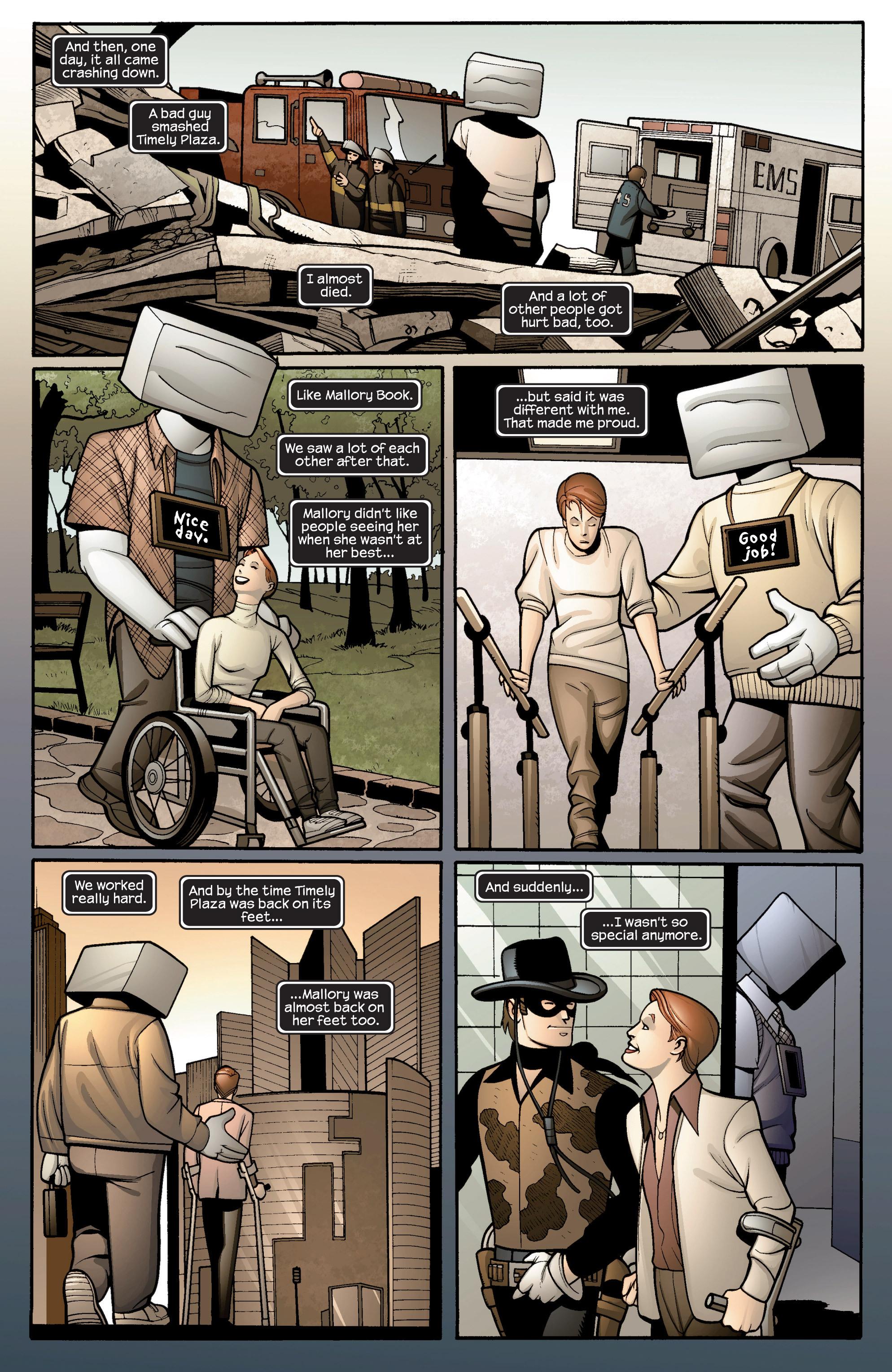 Read online She-Hulk (2005) comic -  Issue #14 - 15