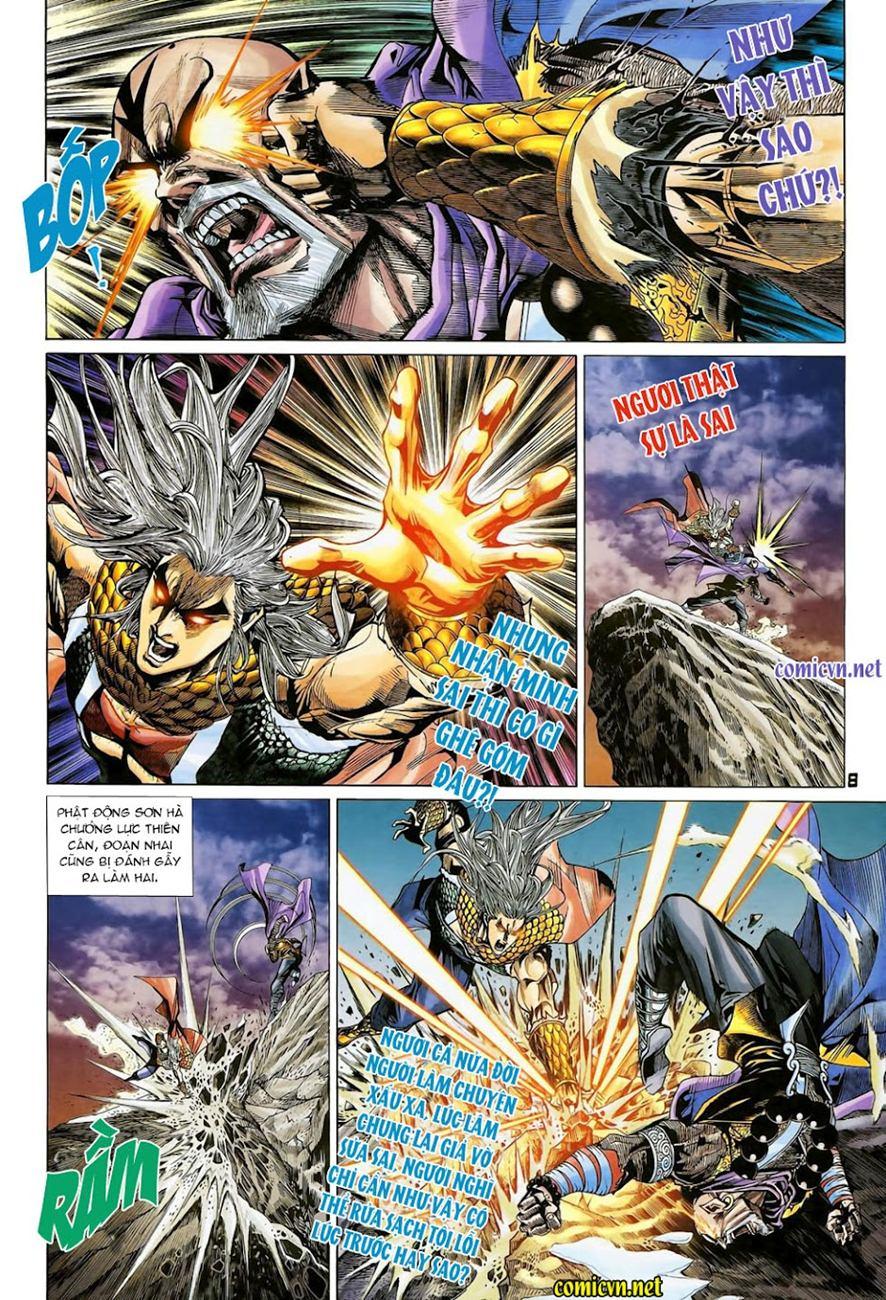 Đại Đường Uy Long chapter 100 trang 8