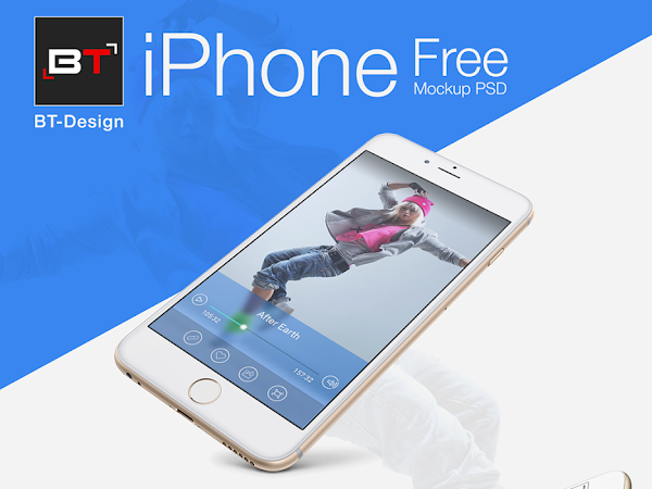 Download iPhone Mockups PSD Free