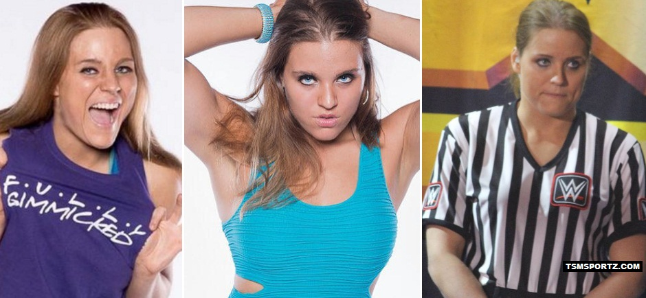 Kennadi Brink becomes full time NXT referee for WWE