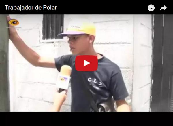 Transportista de Polar defiende a la empresa