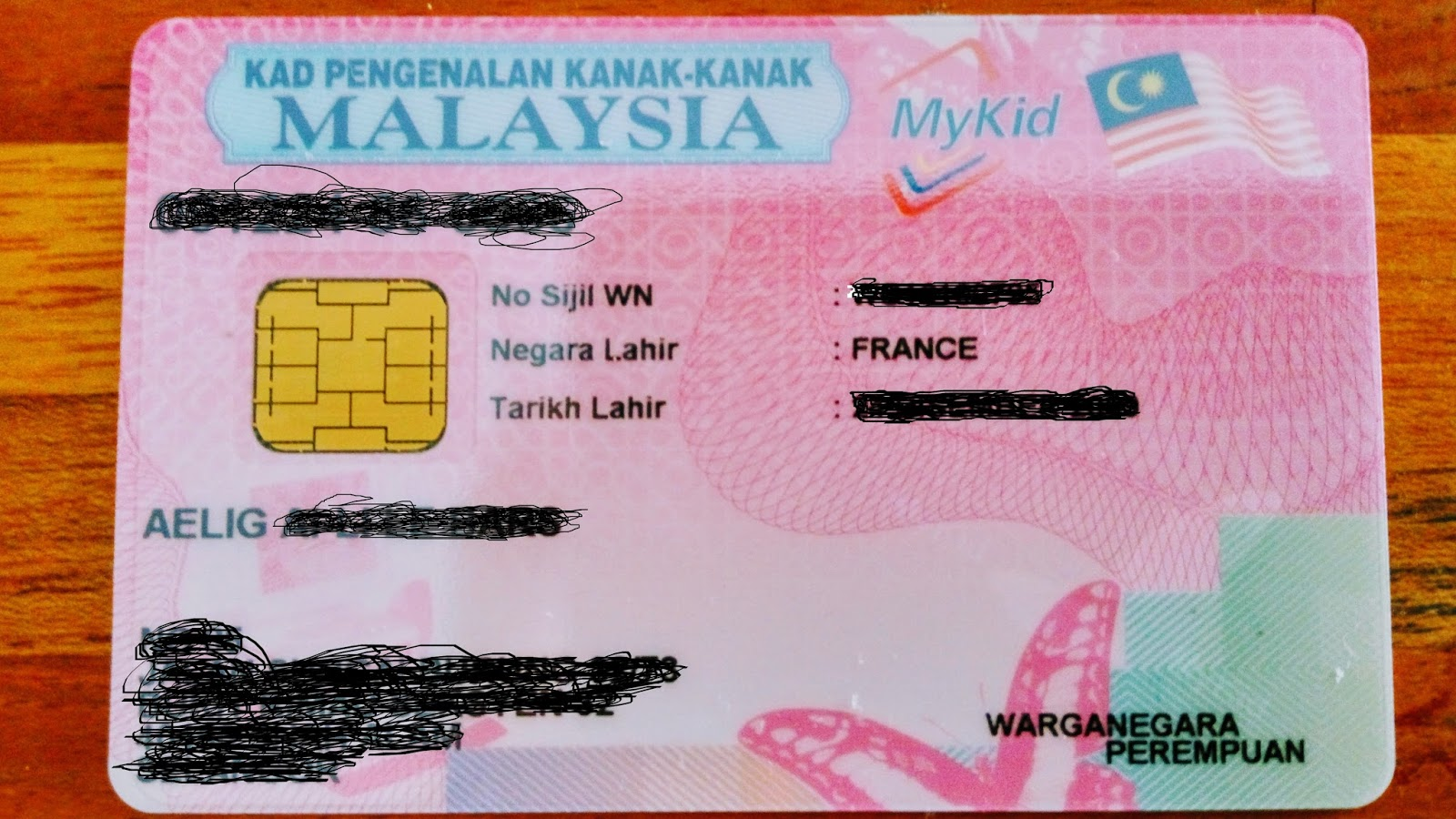 A Malaysian In France Applying The Malaysian Citizenship For Child