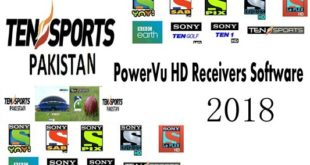 Auto Roll PowerVu Software All HD Receivers Update 2018