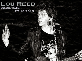 Lou Reed Obituary - Scanner zine