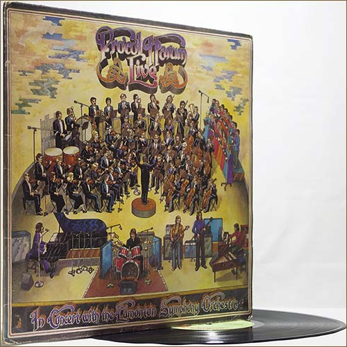 Oldnewrockmusic Procol Harum The Concert With The