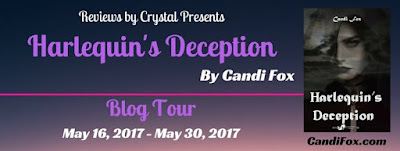 Harlequin's Deception Tour, Interview with Candy Fox