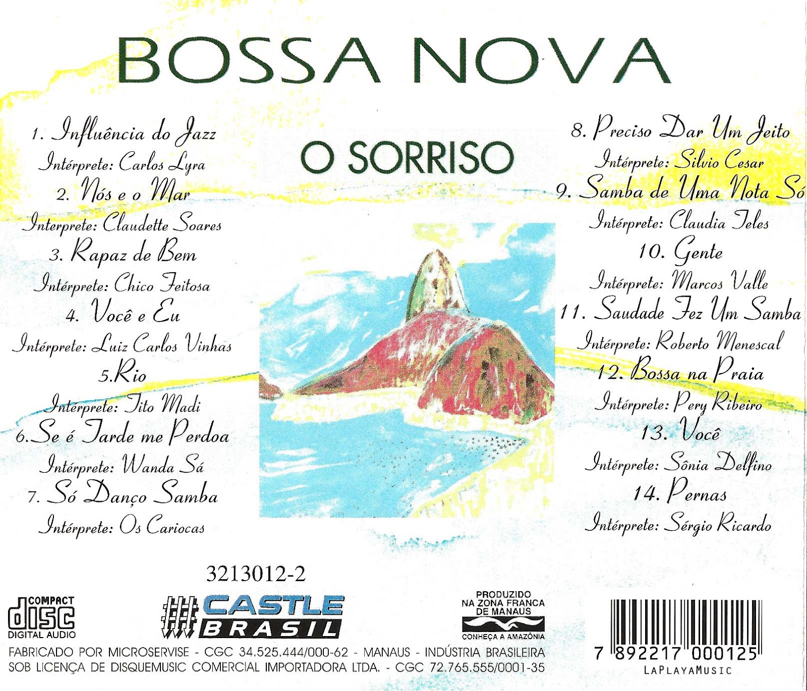 bossa nova Find album reviews, stream songs, credits and award information for bossa nova - carlos lyra on allmusic - 1961 - though not as internationally well known as some.