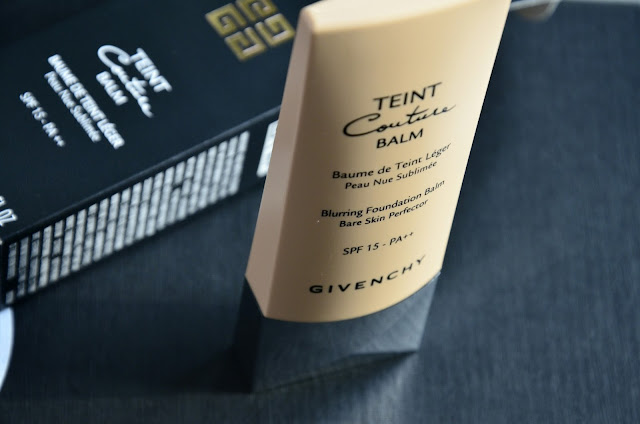 E_katerina: Givenchy Teint Couture Balm SPF 15 PA++ #1 Nude Porcelain