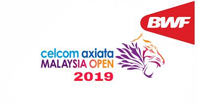 Keputusan Terbuka Malaysia Celcom Axiata 2019 (Jadual)