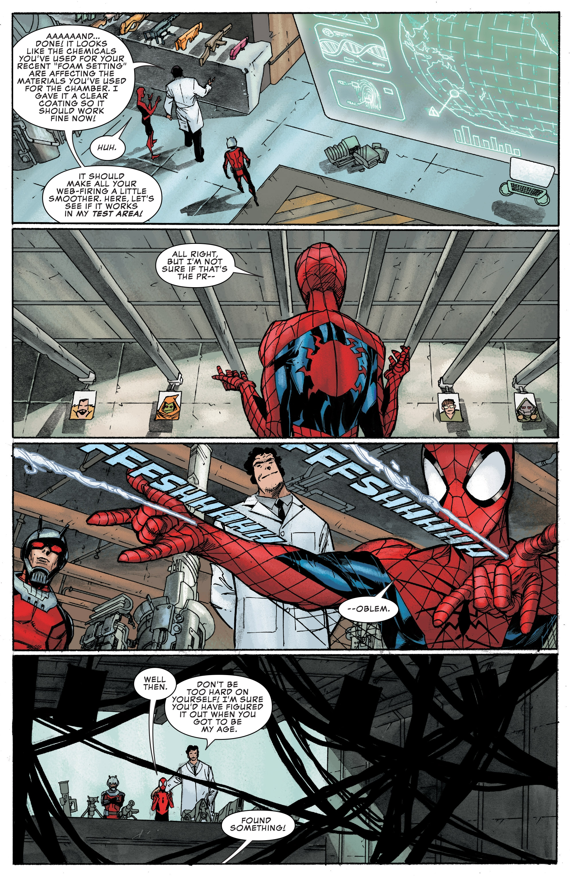 Read online Peter Parker: The Spectacular Spider-Man comic -  Issue #1 - 12
