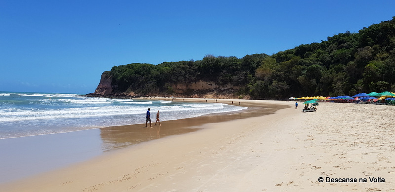Praia do Madero Pipa RN