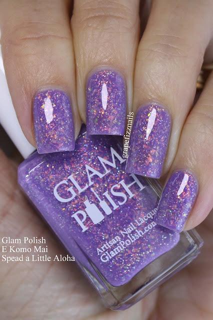 Glam Polish E Komo Mai
