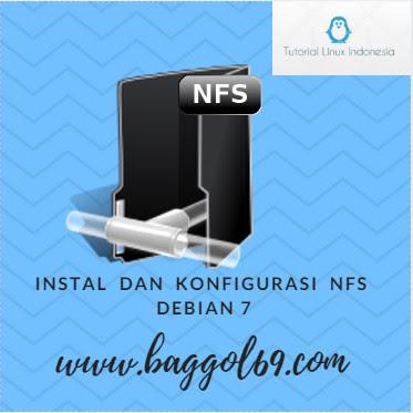 Install  dan Konfigurasi  NFS  Server