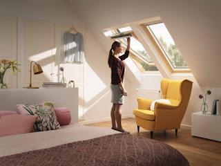 VELUX rewolucjonizuje rynek trzyszybowych okien dachowych