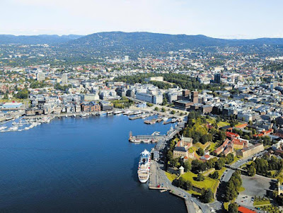 Norway's Top Ten Cities