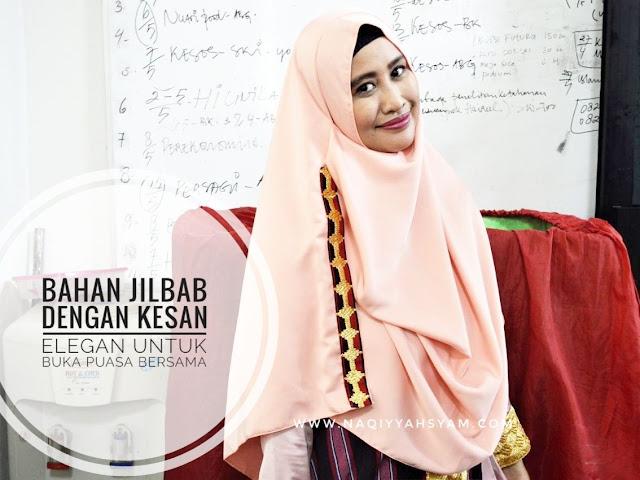 Bahan Jilbab