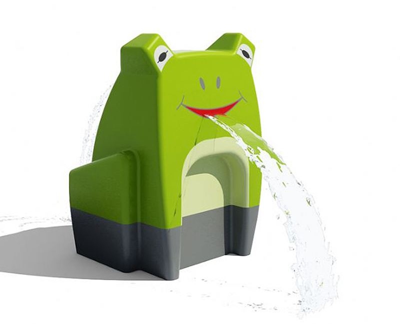 frog sprinkler