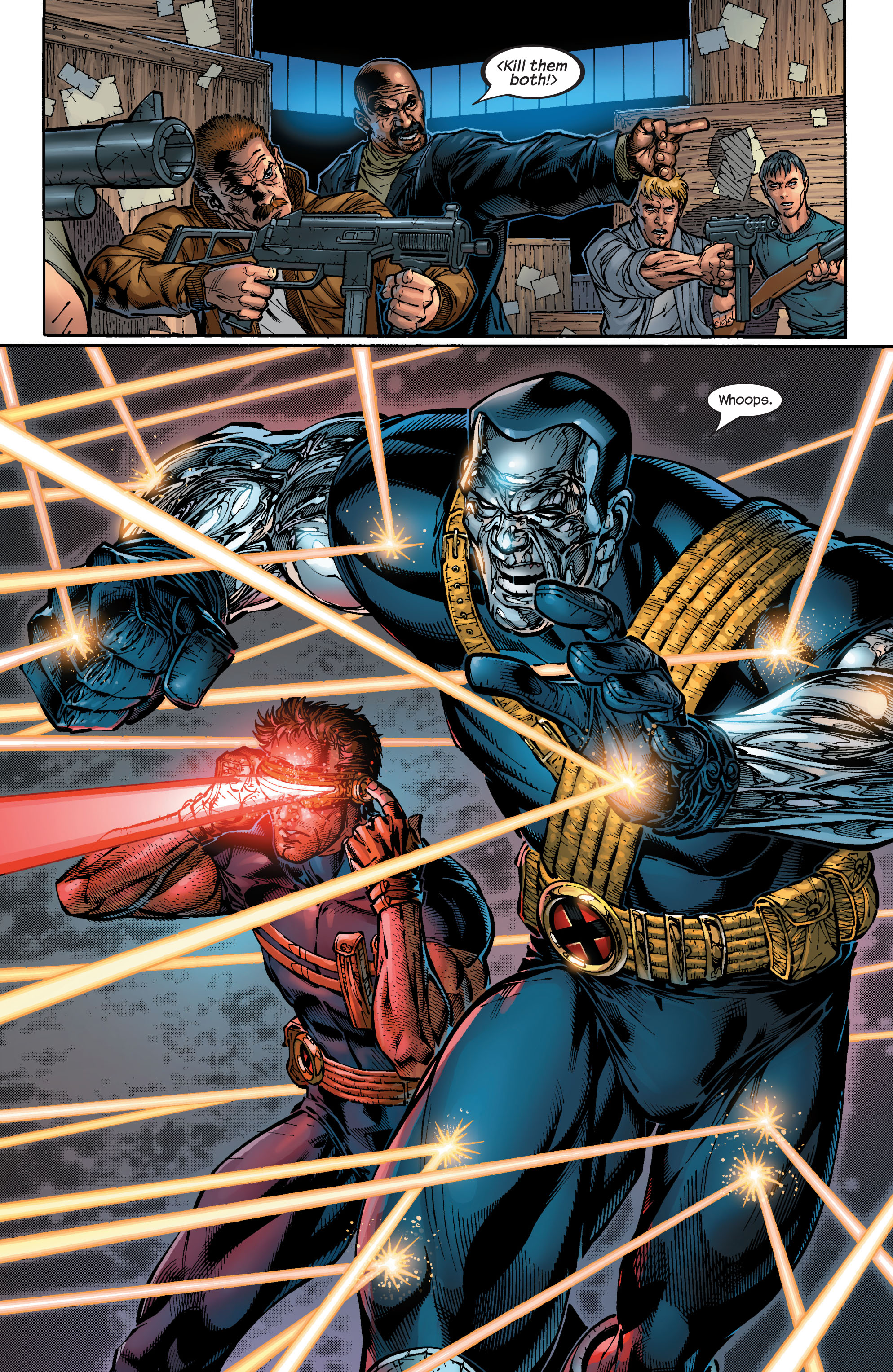 Read online Ultimate X-Men comic -  Issue #48 - 12