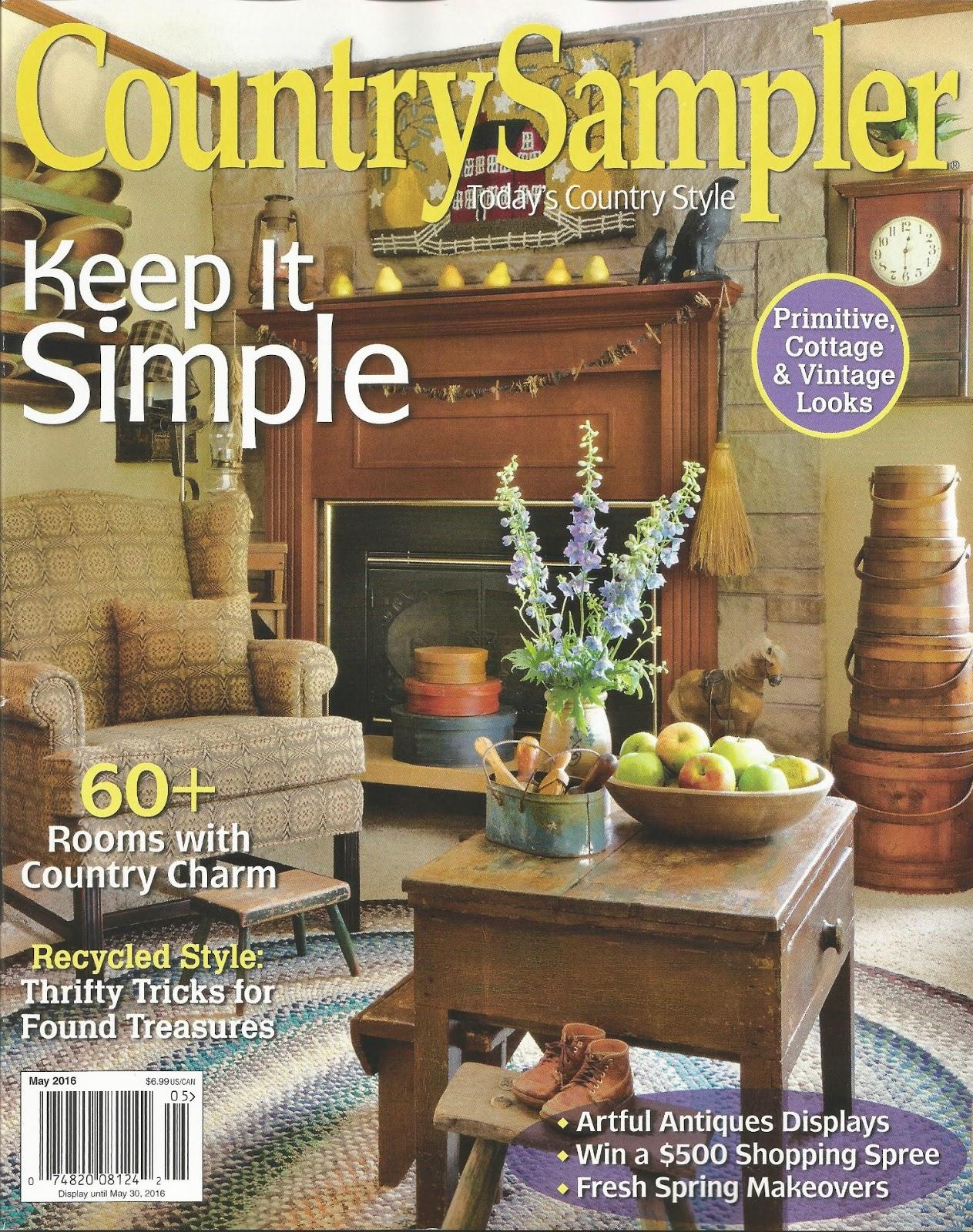 Forever Decorating!: Magazine Feature