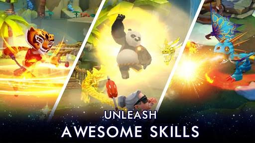 Download DreamWorks Universe of Legends MOD Apk Data Game