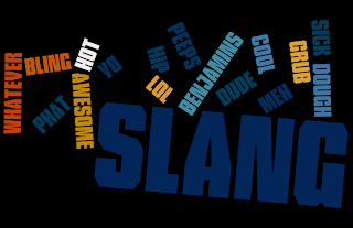 slang word cloud