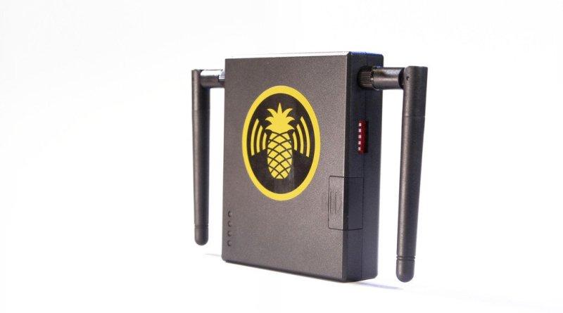 ¿Qué es y cómo se utiliza la Wifi Pineapple o Piña Wifi?