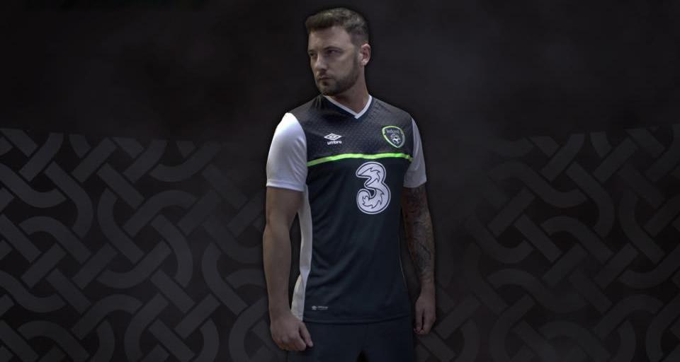 ff1de5efe3d Ireland National Team 2016 Away Kit Jersey Shirt   Have a Nice Day !   nicedaysports September 08 2015