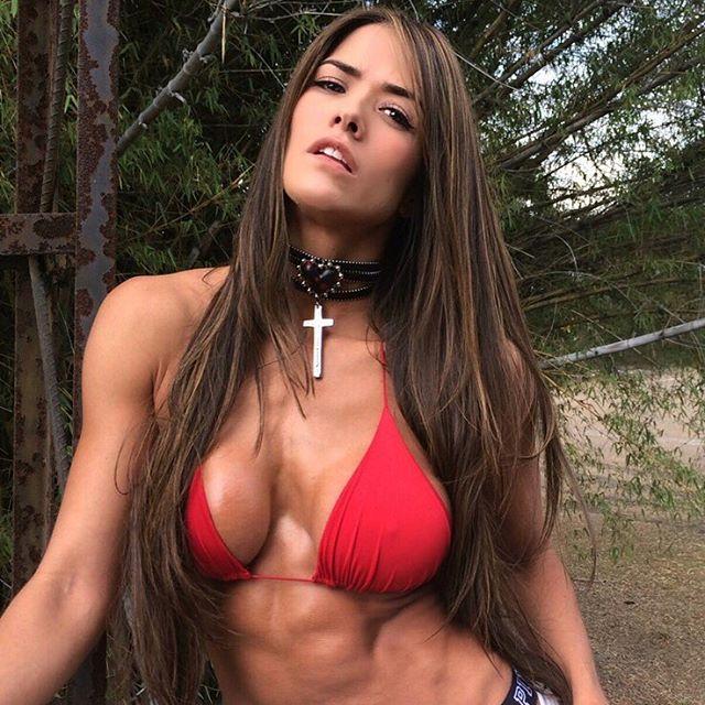 Fitness Models Tatiana USSA GIRARDI