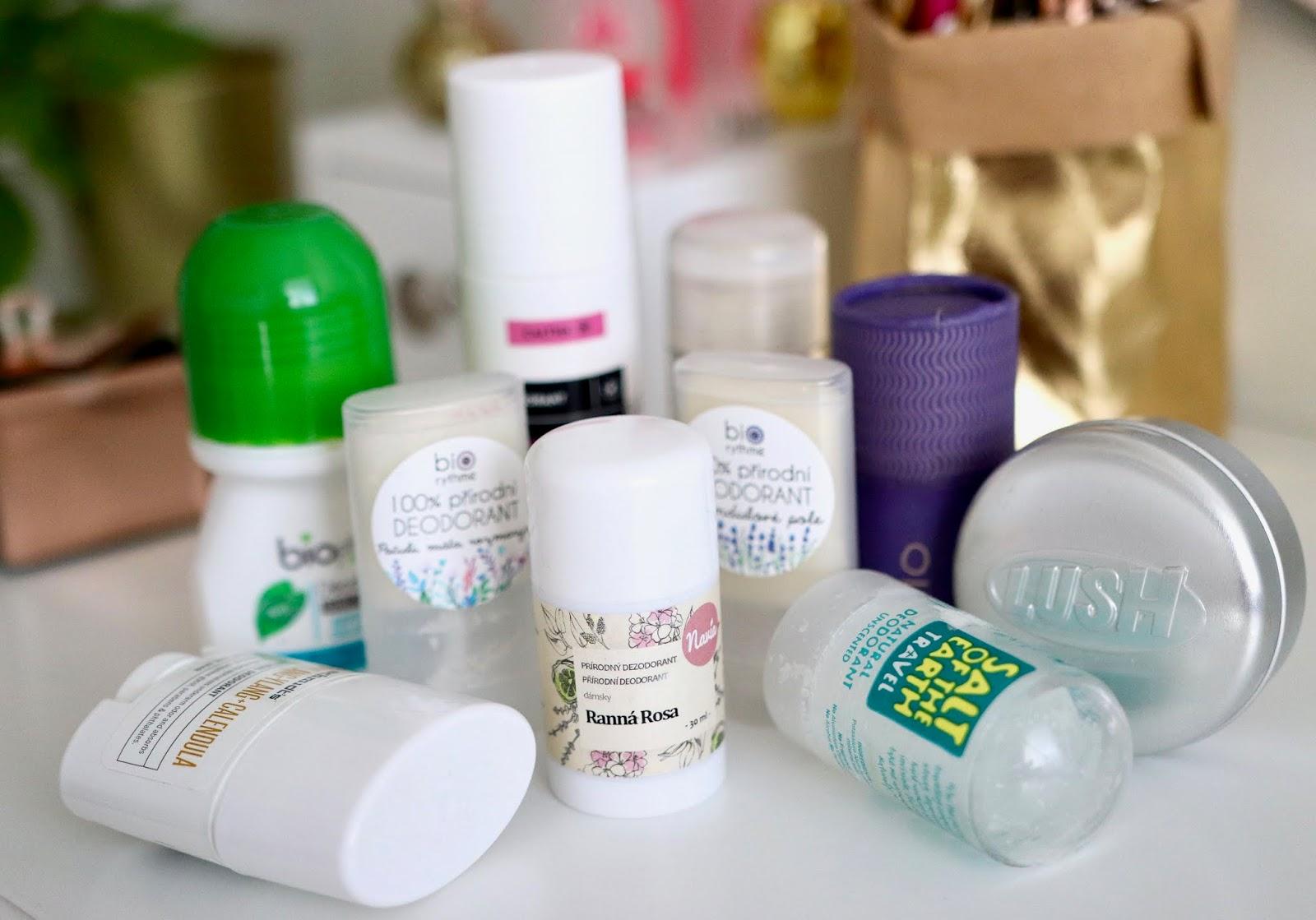 prirodne dezodoranty recenzia