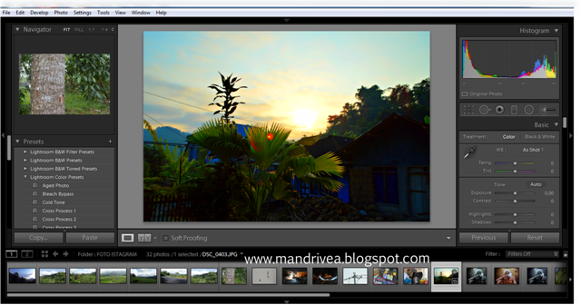 Download collection Presets adobe lightroom