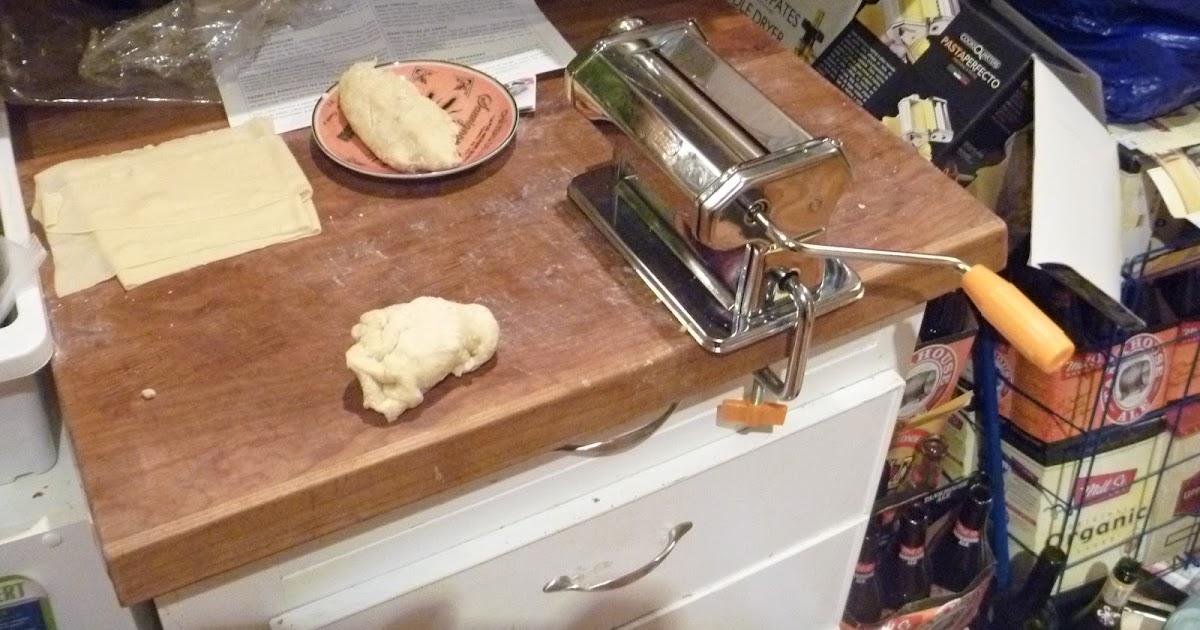 Homemade Pasta Dough Food Network