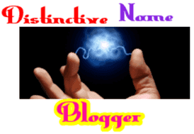 How to Choose a Blog name @Blogger