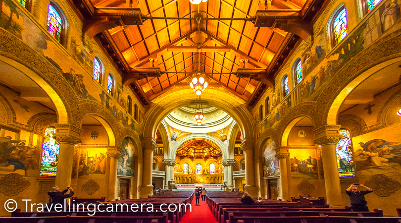 I found Memorial Church very special in Stanford campus and hence I did this post. Please do leave your inputs, feedback & suggestions through comments below.