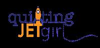 Quilting Jetgirl Logo