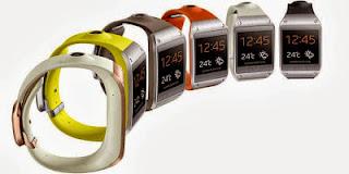 Jam Tangan Samsung Galaxy Gear