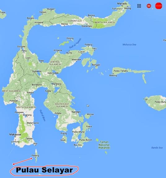 Tentang Cerita, Dari Pulau Selayar
