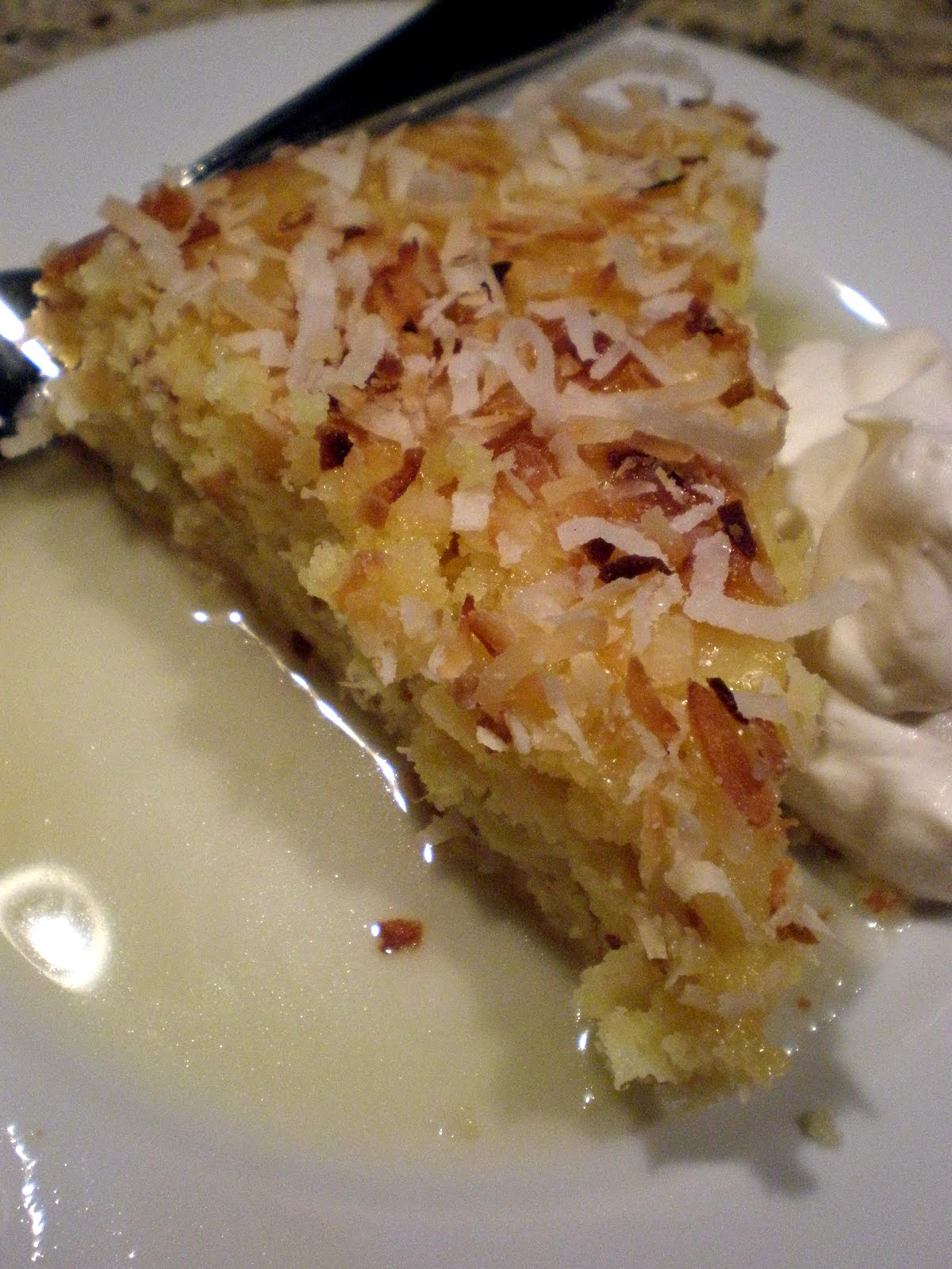 Write A Pumpkin Bake Some Prose Pineapple Coconut Cake