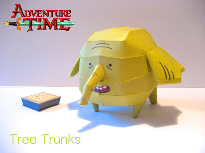 Tree Trunks
