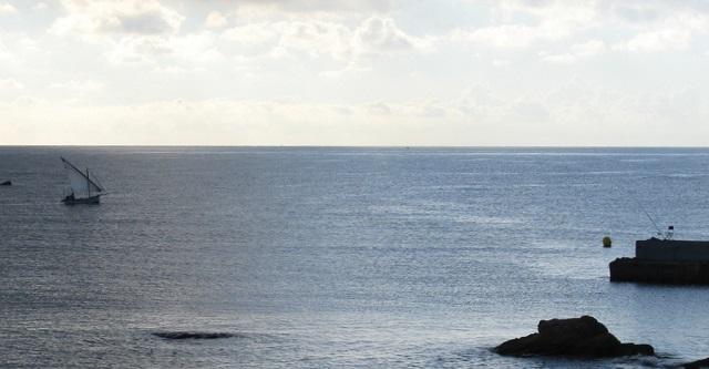 Sant Feliu de Guíxols, una vista general