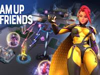 Mobile Battleground Blitz MOD APK v1.0.8 Terbaru Full Unlimited