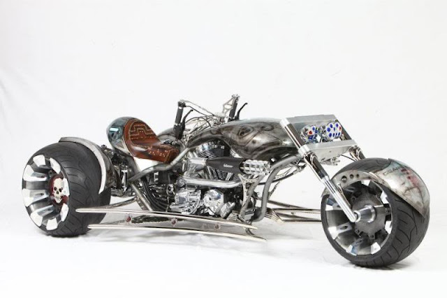 Gears of War Trike