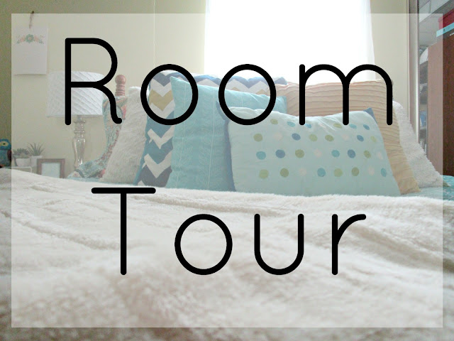 Room Tour from Courtney's Little Things