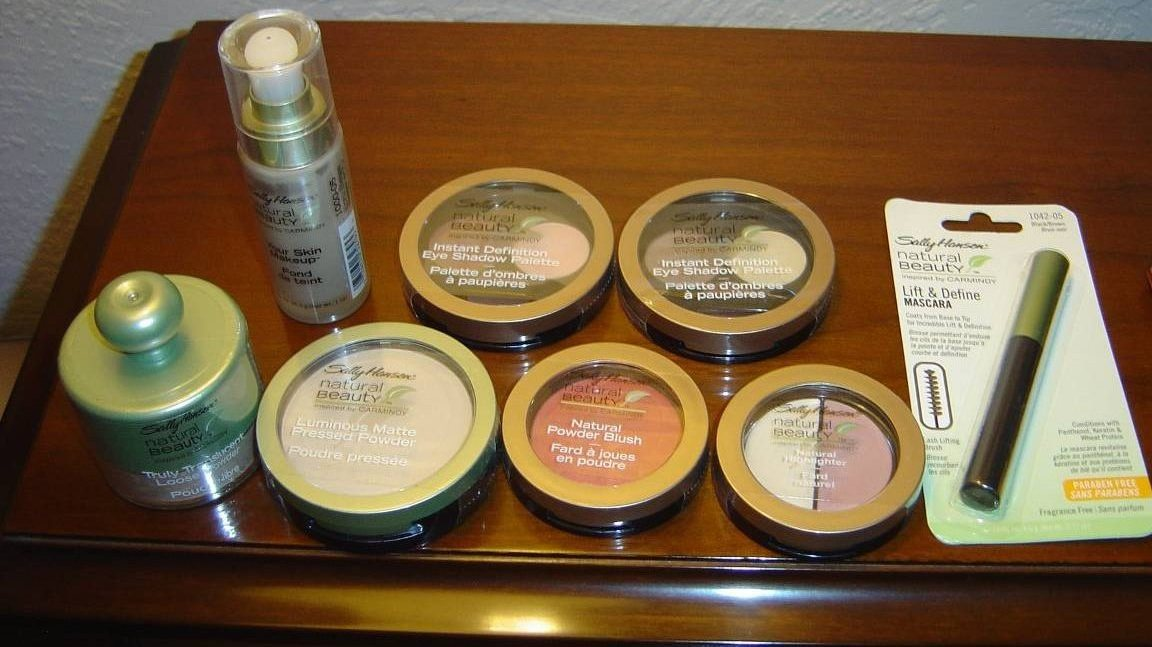 Sally Hansen Natural Beauty by Carmindy Cosmetics assortment.jpeg