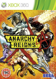 Anarchy Reigns (X-BOX 360) 2013