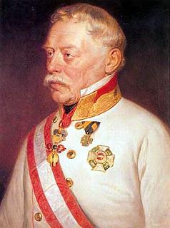 Pintura: Joseph Wenzel Radetzky