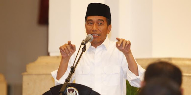 Jokowi: Trump Mengejutkan, Menjengkelkan, Mendongkolkan